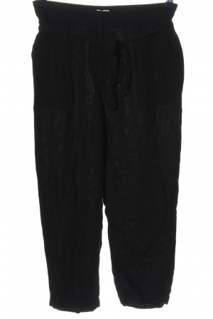 24Colours Baggy Pants schwarz Casual-Look