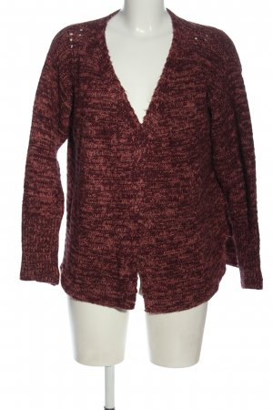 24Colours Cardigan rood casual uitstraling