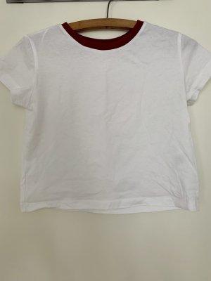 24colours Crop Top T-Shirt Retro 34