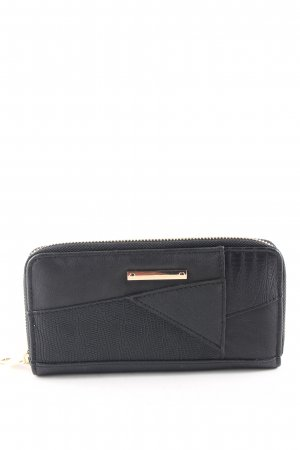 24Colours Wallet black business style