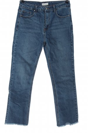 24Colours High Waist Jeans blue casual look