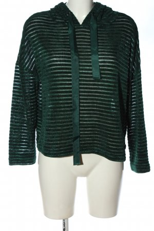 24Colours Hooded Sweater green casual look