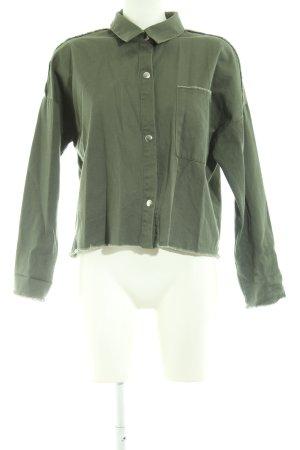 24Colours Long Sleeve Shirt khaki casual look