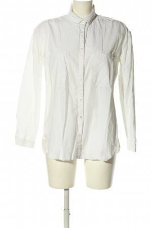 24Colours Long Sleeve Shirt white business style