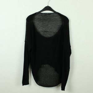 24Colours Knitted Sweater black