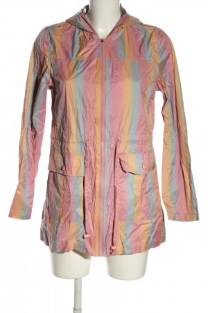 24Colours Raincoat allover print casual look