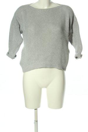 24Colours Crewneck Sweater light grey casual look