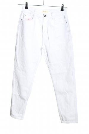 24Colours Slim Jeans white casual look