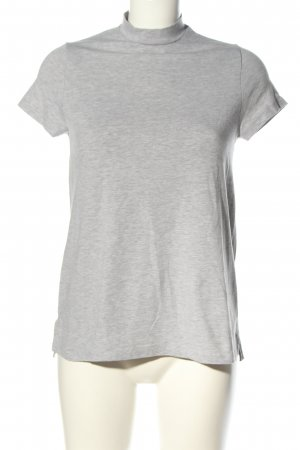 24Colours T-Shirt light grey flecked casual look