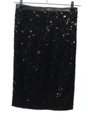 2b bebe Falda de tubo negro elegante