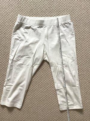 Tom Tailor Pantalón pirata blanco-azul