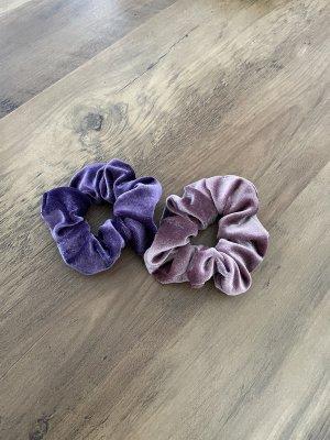 Gamba Nastro per capelli lilla-viola