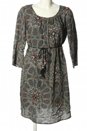 2hearts Tunic Dress abstract pattern casual look
