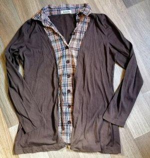 Boysen's Camicetta a maniche lunghe marrone