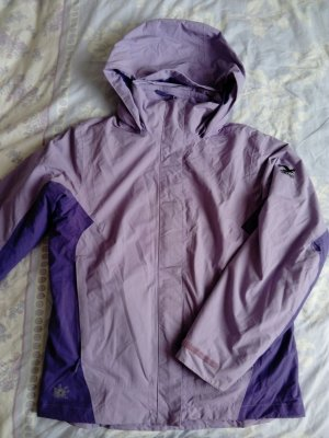 2in1 Outdoorjacke von Salewa