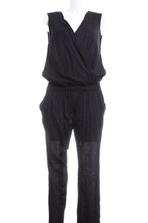 2love TONYCOHEN Jumpsuit schwarz Casual-Look
