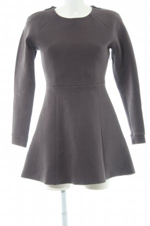2nd Day Longsleeve Dress grey casual look