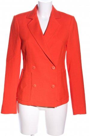 2nd Day Long Blazer red business style