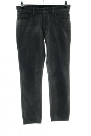 2nd Day Stretch Trousers black casual look