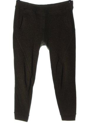 2nd One Pantalone largo marrone stile casual