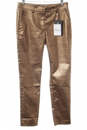 "2nd One Pantalon chinos ""Carine"" bronze"