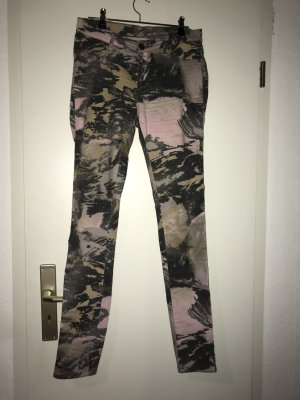 2nd One Skinny Jeans multicolored
