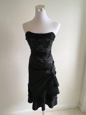 Corsage Dress black