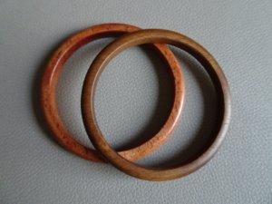 Jonc marron clair-brun