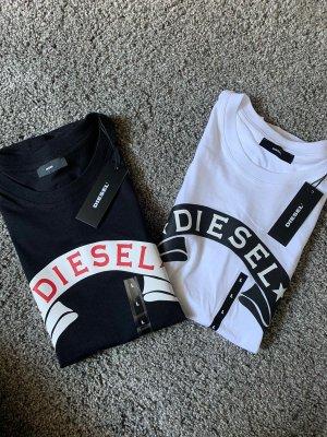 2x Diesel T-Shirt in M-L Damen / NEU