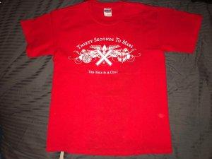 2x Fanshirts von 30 Seconds to Mars