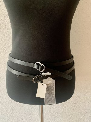 Taille Gürtel Korsett Hüftgürtel aus Spitze mit Druckknopf