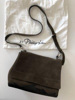 3.1 Phillip Lim Ames Patchwork Flap Bag