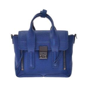 3.1 Phillip Lim Handtas blauw Leer