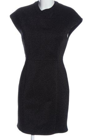 3.1 Phillip Lim Vestido de manga corta negro estilo «business»
