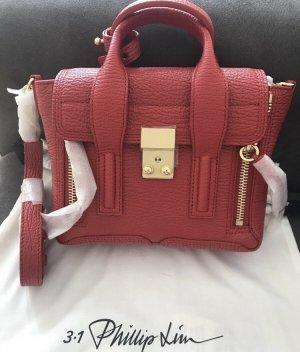 3.1 Phillip Lim Handbag red-gold-colored