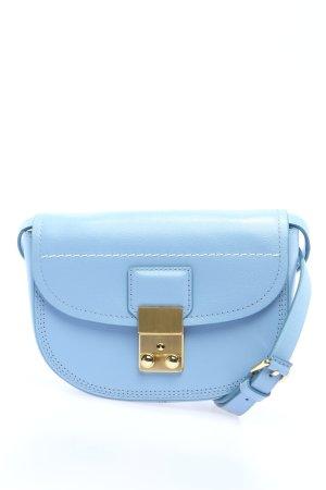 "3.1 Phillip Lim Schultertasche ""Pashli Mini Saddle Belt Bag"" blau"