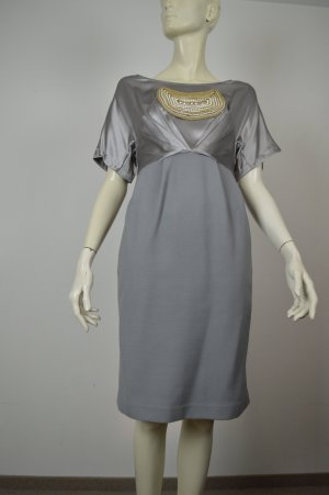 3.1 Phillip Lim Robe de cocktail gris viscose