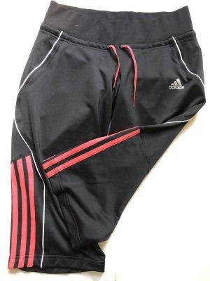 Adidas Pantalon 3/4 noir-rose