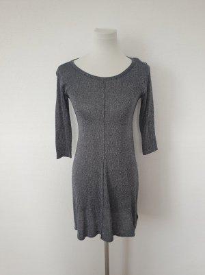 Esmara Sweat Dress silver-colored-grey