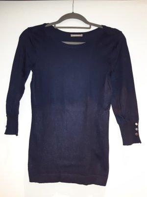 3/4 Arm Pullover, blau, Größe S, Orsay