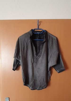 3/4 Arm Shirt grau siehe 4 Fotos