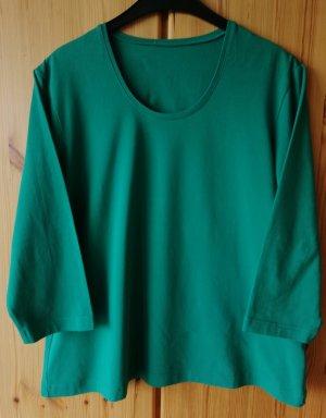3/4 Arm Shirt in Smaragdgrün von Gerry Weber