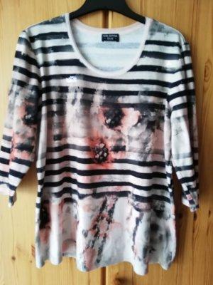 3/4 Arm Shirt mit Glanzpailletten von Via Appia Due