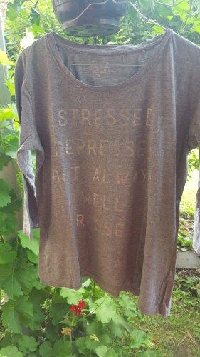 3/4 Arm T-Shirt Gr. M