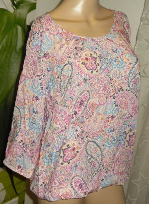 Betty Barclay  roze-lichtblauw