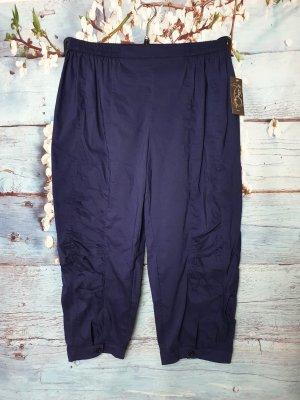veti style paris Spodnie Capri ciemnoniebieski