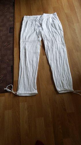Kik 3/4 Length Trousers natural white