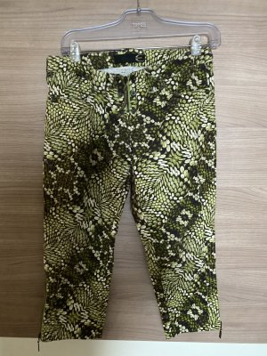 Just cavalli Pantalone a 3/4 multicolore