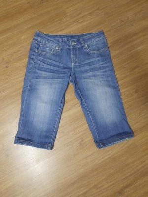 Denim Co. Jeans a 3/4 azzurro