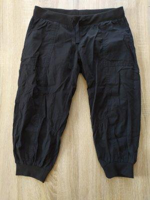 Takko Fashion Pantalon capri noir